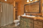 Whippoorwill Calling - Lower Level Full Bathroom