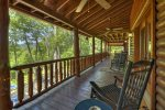 Whippoorwill Calling - Lower Level Deck