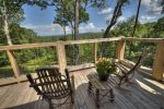Once In A Blue Ridge - Main Level Master Balcony Access