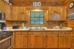 Timmers Treehouse - Kitchen