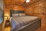 Timmers Treehouse - King Bedroom