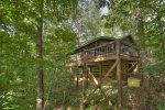 Timmers Treehouse - Exterior