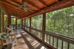 Timmers Treehouse - Front Screened in Porch