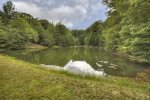Amen Corner - Nearby Pond Accessible by Nature Trail From Cabin