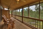 Amen Corner - Entry Level King Master Private Screened Porch SAUNA OUT OF SERVICE