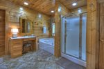 Amen Corner - Entry Level King Master Bathroom