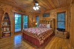 Hogback Haven - Entry Level Queen Bedroom