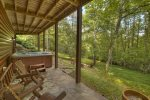 Hogback Haven - Lower Level Patio