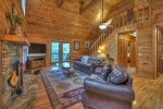 Hogback Haven - Entry Level Living Area
