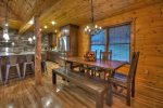 Hogback Haven - Dining Aea
