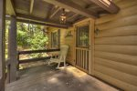 Peaceful Easy Feeling - Front Door / Entry Level Deck