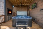 All Decked Out - Hot Tub
