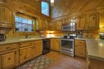 A Whitewater Retreat - Master King Bedroom