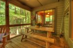 A Whitewater Retreat - Outdoor Seating