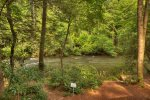 A Whitewater Retreat - Living Room Seating