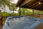 At Heaven`s Gate - Hot Tub