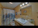 Grand View - Lower Level Bathroom