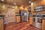 Mountain High - Fully Equipped Kitchen