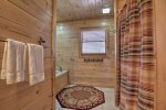 Mountain High - Entry Level Bathroom w/ Tub/Shower Combo