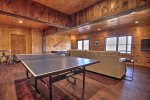 Mountain High - Lower Level Ping-Pong Table