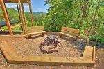 Mountain High - Fire Pit