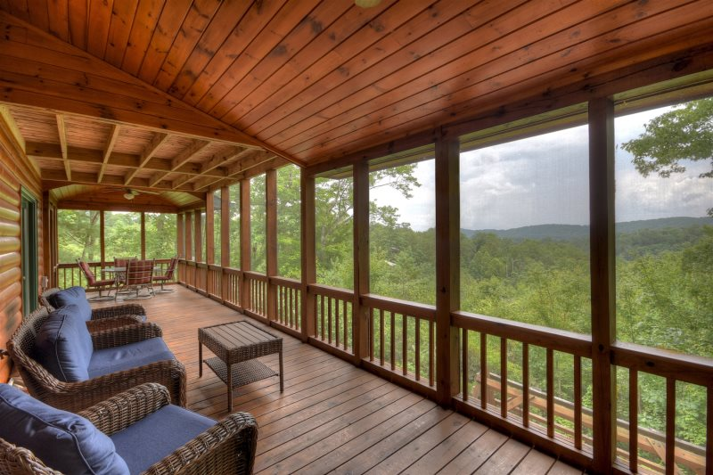 Choctaw Ridge In Blue Ridge North Ga Cabin Rental