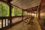 Dawg Paddle - Screened-In Porch