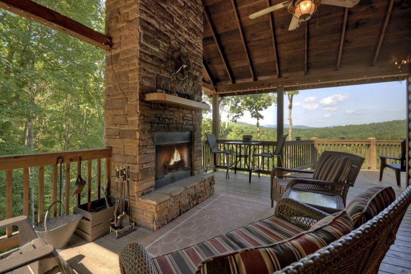 Sunset Paradise - North Georgia Cabin Rental