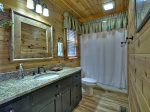 Bearly Roughing It - Entry Level Shared Bathroom