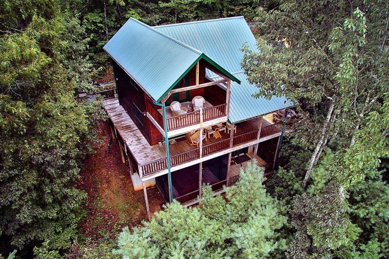 My Mountain Dream in Blue Ridge North GA Cabin Rental