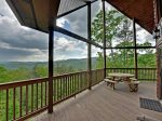 Above it All - Deck w/ Outdoor Seating