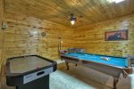 Laurel Ridge - Lower Level Game Room