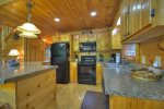Laurel Ridge - Fully Equipped Kitchen