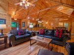 Babbling Brook - Entry Level Half Bathroom