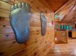 Babbling Brook - Entry Level Screened-In Porch