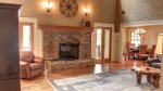 Blue Ridge Lake Retreat - View From Kitchen
