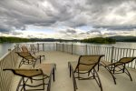 Blue Ridge Lake Retreat - 2-Story Boat Dock