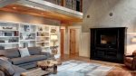 Blue Ridge Lake Retreat - Dining and Kitchen Area