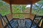 Papa Bear`s Den - Private Balcony