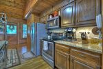 Heavens Step - Entry Level Fully Equipped Kitchen