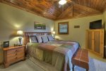 Heavens Step - Entry Level Master King Bedroom
