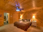 Awesome Retreat - Lower Level King Bedroom