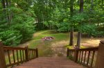 Awesome Retreat - Steps Leading to Firepit