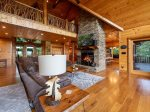 Serenity - Master Bathroom