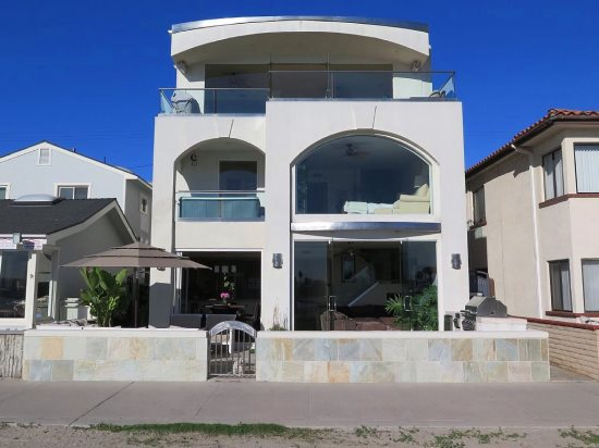 Bay Front Luxury Retreat   Mission Bay Vacation Rental