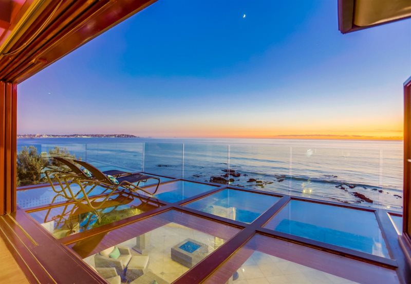 Vacation Rental Ocean Front San Diego La Jolla Bird Rock