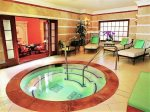 The 20,000 square foot spa is rated 5 out of 5 stars