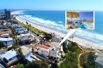 Prime location along the shores of Pacific Beach in San Diego