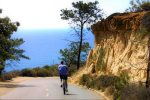 Biking at Torrey Pines State Park