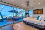 Bedroom Suite 2 with water views